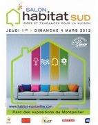 Salon Habitat Sud de Montpellier : 4 univers thématiques
