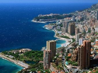 L'extension de Monaco sur la Mer