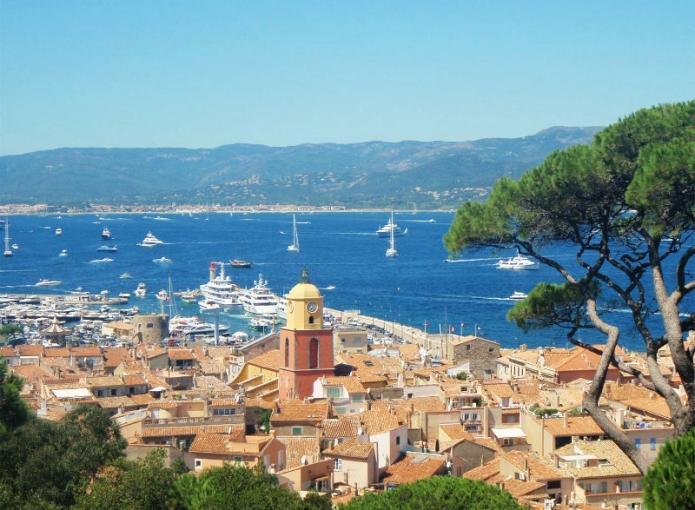 Hausse des prix immobiliers à Saint-Tropez en aout 2015