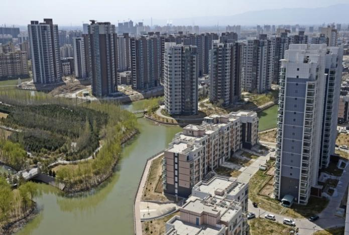 Chine : chute des prix immobiliers 2014