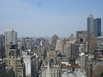 New York : championne des villes qui investissent dans la construction