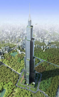 SKY CITY, LA PLUS HAUTE TOUR DU MONDE