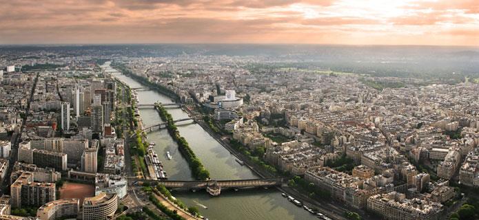 L'immobilier parisien chuterait de 35 %