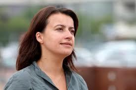 Cécile Duflot en déplacement à Montpellier pour inaugurer des logements sociaux