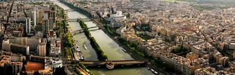 Baisse des prix à Paris dans l'ancien