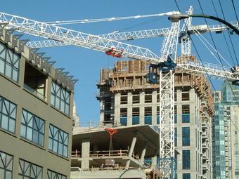 Immobilier neuf : une baisse conséquente en 2013