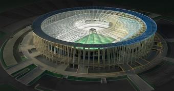 La construction des stades de la coupe du monde au Brésil est bien entamée