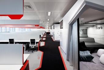 Un futur vaisseau spatial pour Google à Londres