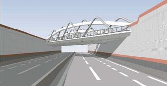 Toulouse : un viaduc pour le tramway