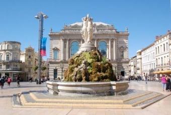 Flambée des prix des terrains sur Montpellier en 10 ans