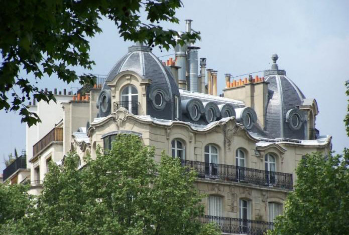 Baisse des prix immobilier à Paris avril 2015