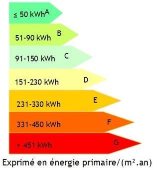 Energie : plus un logement est gourmand, moins il a de valeur