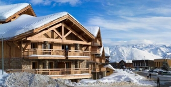 L'immobilier de luxe à la montagne en bonne santé et des prix en recul