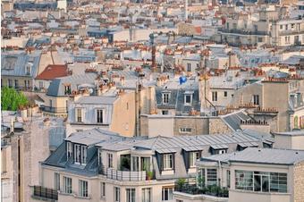 Immobilier à Paris : baisse de 0,9 % des appartements anciens