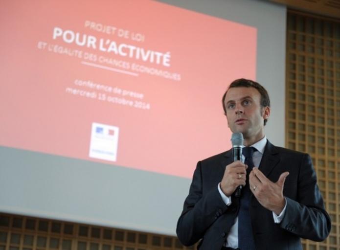 Loi Macron : des changements dans l'immobilier