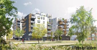 Toulouse : des logements aux cloisons démontables