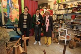 Appartement Paris : Stéphane Plaza aide le fils d'Anémone à se loger