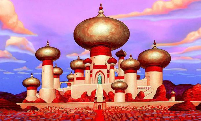 Insolite : combien valent les châteaux de Disney ?