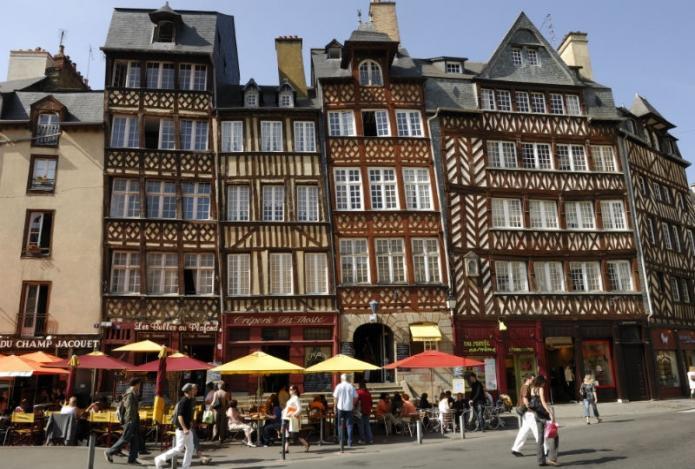 Etude sur l'immobilier breton en 2015