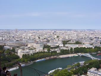 Paris : les prix de l'immobilier en baisse de -0,7 %