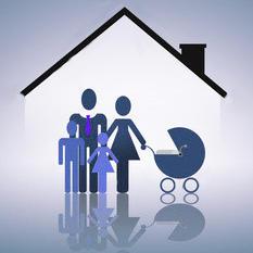 Des mal-logés demandent un toit pour leur famille