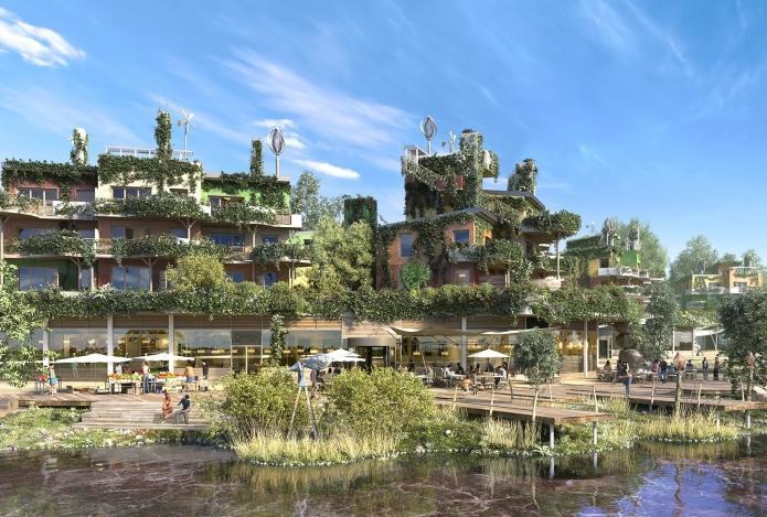 Villages Nature d'Euro Disney : 1ère résidence de tourisme d'Europe