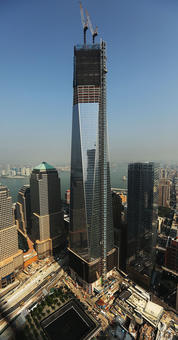 One World Trade Center : plus haut que les Twin Towers