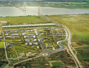 Architecture logistique : le plus important permis de construire à Honfleur