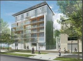 Amplia, une nouvelle résidence à énergie positive à Lyon