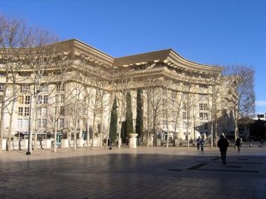 Montpellier et son objectif de construire 2700 nouveaux logements par an