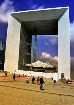 La Défense :  théâtre de gros travaux de rénovation