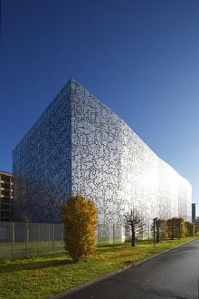 Des archives à énergie positive pour la ville de Lille