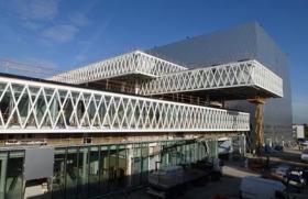 Nouveau site pour les Archives Nationales à Pierrefitte-sur-seine