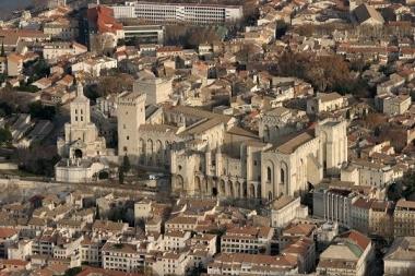 Recul de 10 % des prix immobiliers à Avignon, sur un an