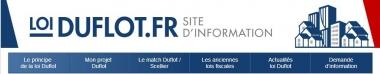 Loi Duflot : explication et simulation en ligne