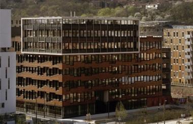 « Le Bayard », le futur siège régional de la Banque de France à Lyon