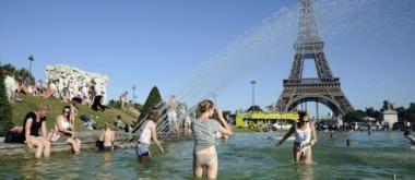 Paris anticipe les prochaines canicules