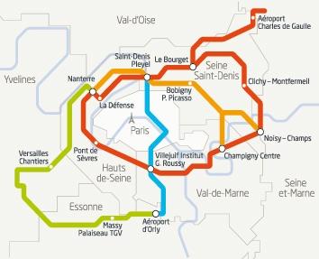 Grand Paris Express : vers une autorité organisatrice du logement en Ile-de-France ?