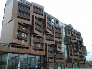 Architecture : les constructions déstructurées ont le vent en poupe