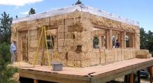 La construction en paille se professionnalise