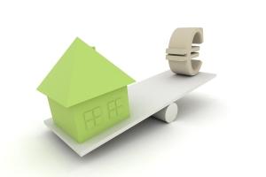Baisse du volume de crédits immobiliers octroyés en 2012