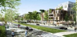 Zoom sur l'éco-quartier en construction près d'Orly