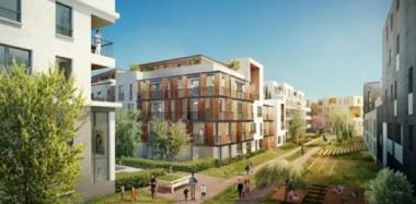 Un nouvel éco-quartier émergerait de Palaiseau en 2014
