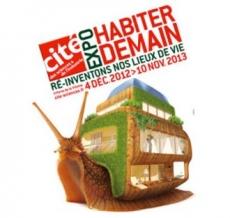 Exposition sur l'habitat de demain à la Cité des Sciences