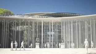 Construction d'une nouvelle faculté de médecine à Montpellier