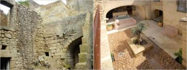 Rénover une ferme médiévale
