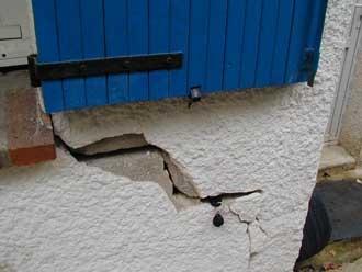 Catastrophe naturelle : 4,5 milliards déboursés en indemnisation à cause des sols argileux