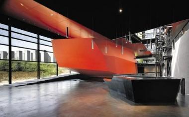 La Ville de Rennes vient d'être dotée d'un nouvel édifice contemporain signé Odile Decq