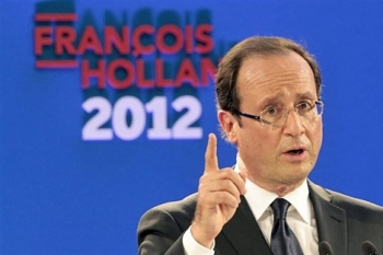 François Hollande face aux problèmes du logement en France