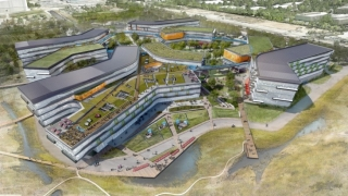 Bay View : le nouveau projet immobilier de Google
